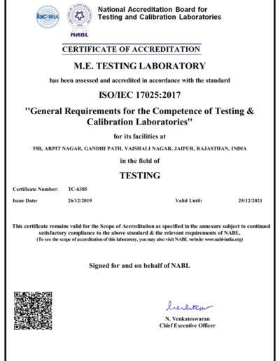 Certificate-TC-6385